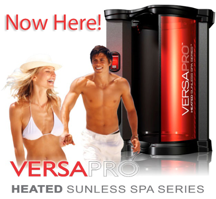 VersaPro Spray Tanning Booth